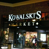 Photo taken at Kowalski's Market by Chad D. on 1/25/2012