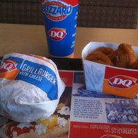 Photo taken at Dairy Queen by Mark A. on 1/13/2012