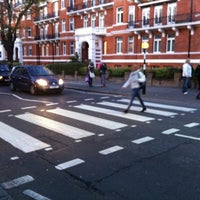 Photo taken at Abbey Road Crossing by Tatiana K. on 12/9/2011