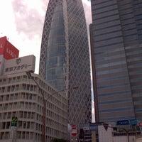 Photo taken at 新生銀行 新宿フィナンシャルセンター by Tatsuya F. on 9/4/2012