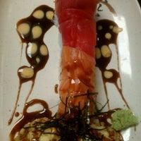 Photo taken at Sushi Yaro by J M. on 5/7/2011