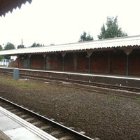 Photo taken at Bury St Edmunds Railway Station (BSE) by Pauline S. on 7/25/2011