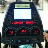 Photo taken at YaLa Fitness Center by Aun . on 4/19/2012