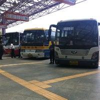 Photo taken at Incheon Bus Terminal by Yu-Rim S. on 5/7/2012