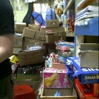 Photo taken at Mesias Stationary - Jatinegara by Claudia N. on 6/6/2012