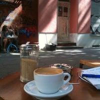 Photo taken at Passenger Espresso by Adriaan S. on 7/22/2012