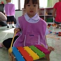 Photo taken at ศูนย์พัฒนาเด็กเล็กตำบลทุ่งลูกนก อำเภอกำเเพงเเสน จังหวัดนครปฐม by Nipattha C. on 5/16/2012