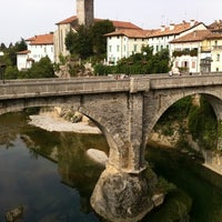 Photo taken at Ponte del Diavolo by Marco S. on 9/11/2011