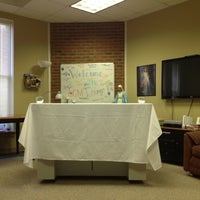 Photo taken at Associated Campus Ministries by Christian A. on 3/1/2012