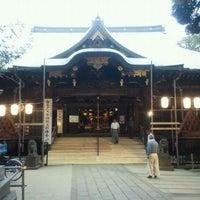 Foto scattata a 雑司ヶ谷 鬼子母神 (鬼子母神堂) da Nao H. il 10/11/2011