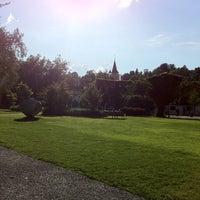 Photo taken at Stadtpark by Danijel S. on 6/5/2011