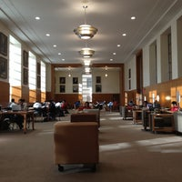 Photo taken at Albert R. Mann Library by Paul A. on 10/17/2011