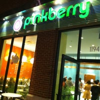 Photo taken at Pinkberry by JJ on 4/4/2011