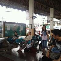 Photo taken at Lampang Bus Terminal by Nat B. on 9/2/2011