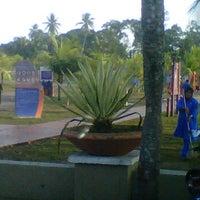 Photo taken at Taman Permainan Teluk Lipat  Uncle Bob by Eisya A. on 4/21/2012