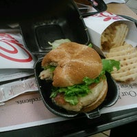 Photo taken at Chick-fil-A Apalachee Parkway by Jordan T. on 6/4/2012