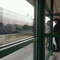 Photo taken at William F Walsh Regional Transportation Center (SYR) by Norli A. on 9/5/2011