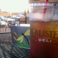 Photo taken at McAlister's Deli by Truman H. on 4/7/2011