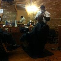 Photo taken at L&M Barbershop by Brandon H. on 11/18/2011