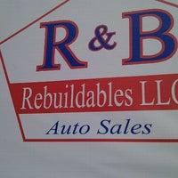 Photo taken at R & B Rebuildables by Shiela S. on 9/28/2011