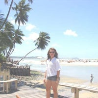Photo taken at Pipa Beach Club by Janaine M. on 11/4/2011