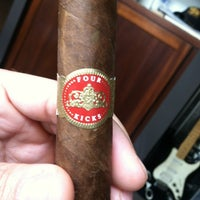 Photo taken at W. Curtis Draper Tobacconist by Juan U. on 3/31/2012