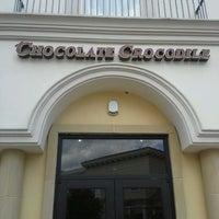 Photo taken at Chocolate Crocodile by Sabin N Jamie T. on 5/9/2012