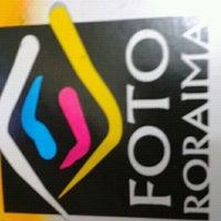 Photo taken at Foto Roraima by Maria C. on 2/28/2012