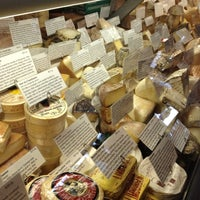 Photo taken at Bedford Cheese Shop by Juan Pablo T. on 6/8/2012