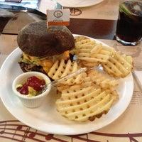 Photo taken at General Prime Burger by Marlon M. on 6/4/2012