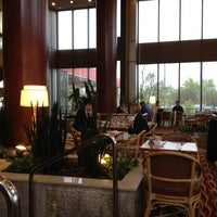 Photo taken at Teaneck Marriott at Glenpointe by Michelle L. on 5/2/2012