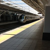 Photo taken at Gautrain Midrand Station by Clara C. on 8/20/2012