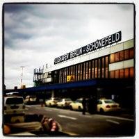 Photo taken at Berlin Schönefeld Airport (SXF) by Sean G. on 7/23/2011