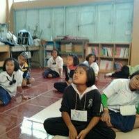 Photo taken at โรงเรียนบ้านซับเต่า by Supawan S. on 12/27/2011