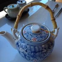 Photo taken at Jasmine Tea House by Linda K. on 2/16/2012