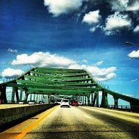 Photo taken at New Hampshire / Maine State Line by Terrence M. on 7/3/2012