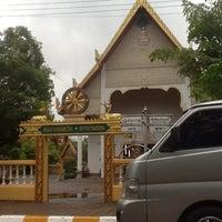 Photo taken at พิพิธภัณฑ์ วัดพระทอง by jirayu s. on 5/27/2012