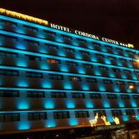 Photo taken at Hotel Córdoba Center by Jorge A. on 12/28/2011