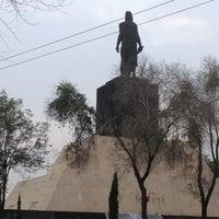 Foto tomada en Glorieta de Cuitláhuac por Gerardo H. el 1/31/2012
