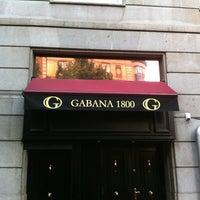 Photo taken at Gabana 1800 by Omar G. on 8/19/2011