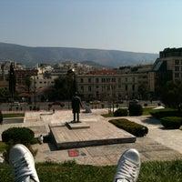 Photo taken at Πάρκο Ελευθερίας by Nik G. on 3/21/2012