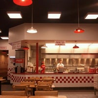 Photo taken at Five Guys by Angie Jorgensen's on 10/20/2011
