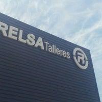Photo taken at Relsa Talleres by Luis M. on 11/10/2011