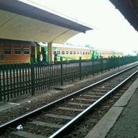 Photo taken at Stasiun Malang by Ikhwan S. on 10/30/2011