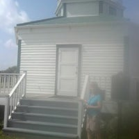 Photo taken at Lighthouse Beach And Bird Sanctuary by Bruce M. on 7/27/2012