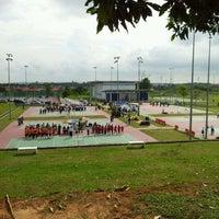 Photo taken at Universiti Teknologi MARA (UiTM) by Khairul H. on 1/21/2012