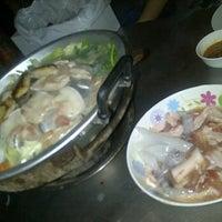Photo taken at ร้านปิ้งแซบ by Bier b. on 1/10/2012
