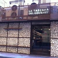 Снимок сделан в La Taberna del Gourmet пользователем Francis U. 3/25/2012