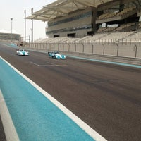 Photo taken at Yas Marina Circuit by Martin L. on 3/29/2012