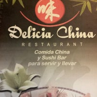 Photo taken at Delicia China by Marcos G. on 10/9/2011